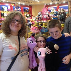 Photo taken at Build-A-Bear Workshop by Lea S. on 4/6/2014