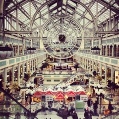 Photo taken at St Stephen's Green Shopping Centre by 🔸🔶🔸🌺 Lana S. on 3/7/2013