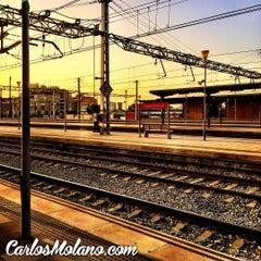 Photo taken at RENFE L'Hospitalet de Llobregat by Carlos M. on 7/6/2015