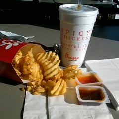Photo taken at Chick-fil-A by Isaiah D. on 1/5/2013