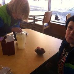 Photo taken at Panera Bread by Allison W. on 2/12/2014
