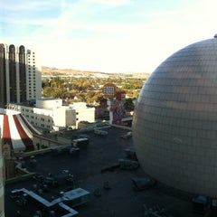 Photo taken at Silver Legacy Resort Casino by Cynthia on 10/27/2012
