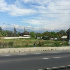 Photo taken at Autopista Central by Alexis G. on 10/30/2012