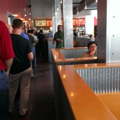 Photo taken at Chipotle Mexican Grill by Mandi H. on 7/31/2013