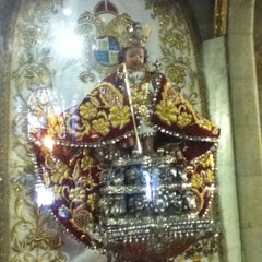 Photo taken at Basilica Minore del Santo Niño by Oh Leah D. on 2/16/2013