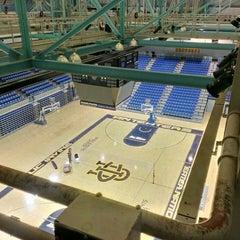 Photo taken at Bren Events Center by Steve on 12/20/2013