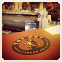 Photo taken at Top Pot Doughnuts by Rob H. on 2/16/2013