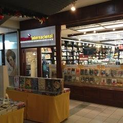 Photo taken at Libreria Internacional Plaza Mayor by Jonathan C. on 10/26/2012