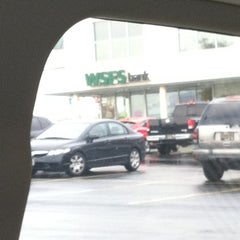Photo taken at WSFS Bank Prices Corner by Zachary S. on 10/19/2012