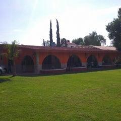 Photo taken at Fracc. Puente Viejo by Fernando B. on 4/7/2013