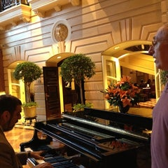 Photo taken at Hotel InterContinental Buenos Aires by Vania S. on 11/20/2012