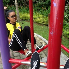Photo taken at Youth Park Skate Park by Shu S. on 6/12/2013