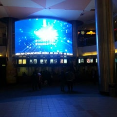 Photo taken at Stars Cinema | ستارز سينما by Shehab D. on 12/20/2012