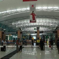 Photo taken at Terminal 3 by Vladimir b. on 3/7/2013