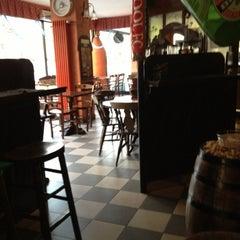 Photo taken at Geca Pub by Oskar M. on 11/12/2012