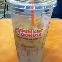 Photo taken at Dunkin Donuts by Lindsay B. on 10/15/2012