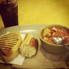 Photo taken at Panera Bread by Kellie H. on 9/30/2012