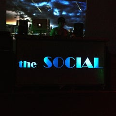 Photo taken at The Social by Crystal Q. on 12/23/2012