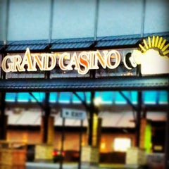 Photo taken at Grand Casino Mille Lacs by Bailey S. on 11/9/2012