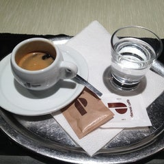 Photo taken at Café 04 by David L. on 10/11/2012