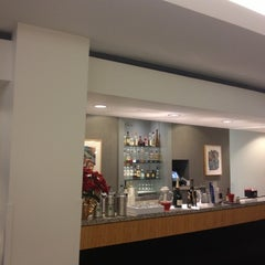 Photo taken at Delta Sky Club by Big S. on 11/28/2012
