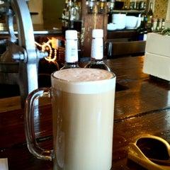 Photo taken at Roebling Tea Room by Damien B. on 9/15/2012