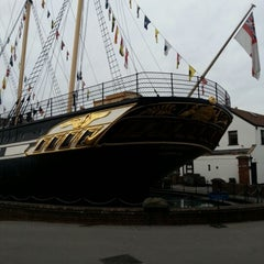 Photo taken at SS Great Britain by Mark K. on 11/30/2012