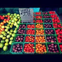 Photo taken at Century City Farmer's Market by Elizabeth S. on 10/11/2012