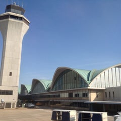 Photo taken at Lambert-St. Louis International Airport (STL) by Nathan J. on 4/30/2013