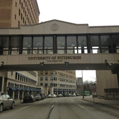 Photo taken at University of Pittsburgh by Dmitri E. on 12/25/2012