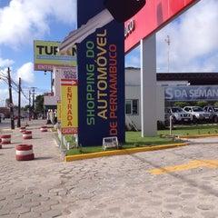 Photo taken at Shopping do Automóvel de Pernambuco by Deivid S. on 8/22/2013