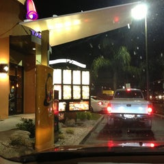 Photo taken at Taco Bell by Baba P. on 3/1/2013