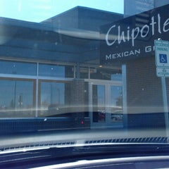 Photo taken at Chipotle Mexican Grill by Chad M. on 3/18/2013