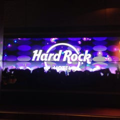 Photo taken at Hard Rock Hotel Panama Megapolis by Paris V. on 5/30/2013