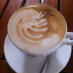 Photo taken at Espressamente illy by Patricia M. on 1/5/2013