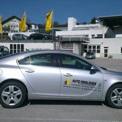 Photo taken at Auto Engleder Hofkirchen GmbH by Günter H. on 3/30/2014