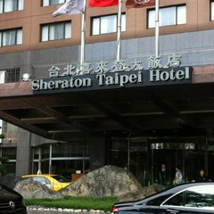 Photo taken at 台北喜來登大飯店 Sheraton Grand Taipei Hotel by Ming-i P. on 10/23/2012