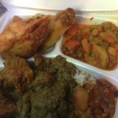 Photo taken at New Delhi Indian Restaurant by SugaLipz M. on 7/6/2013