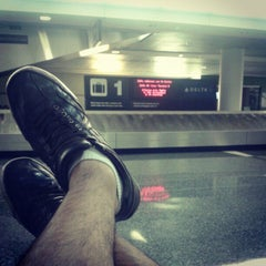 Photo taken at BOS Terminal A Active Pick-Up by Rayh B. on 12/8/2012