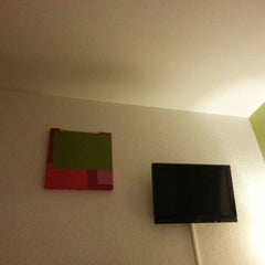 Photo taken at Hotel Waldhorn by Elisa R. on 11/17/2012
