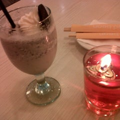 Photo taken at Red Bean by Esya W. on 11/15/2012
