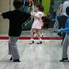 Photo taken at Seans Dance by Aslıhan G. on 1/18/2014
