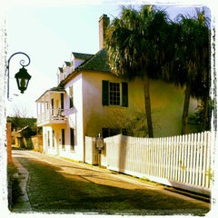 Photo taken at Ximenez-Fatio Museum by Emily G. on 1/25/2013