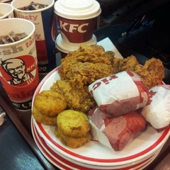 Photo taken at KFC / KFC Coffee by cyrill r. on 11/5/2012