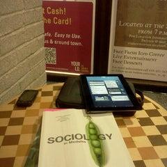 Photo taken at SIU Student Center by Misty A. on 10/27/2012