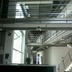 Photo taken at BAND Campinas by Rafael G. on 10/27/2012