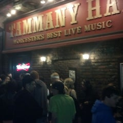 Photo taken at Tammany Hall by Jon B. on 4/24/2013