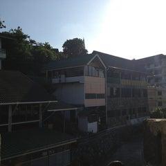 Photo taken at Royal Crown Hotel And Palm Spa Resort Phuket by Юрий П. on 12/28/2012