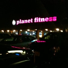 Photo taken at Planet Fitness by Alex Y. on 10/17/2012