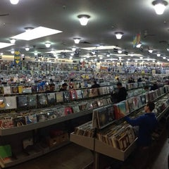 Photo taken at Amoeba San Francisco by Levin D. on 6/15/2013